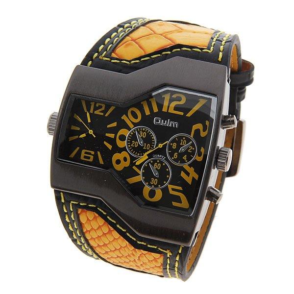 Мужские наручные часы OULM 1120 yell c0a49407fdc